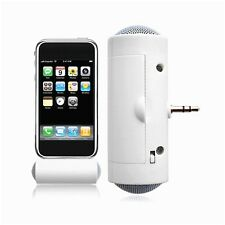 Mini Portable Audio Jack 3.5mm Stereo Speaker MP3 Player for Phone Tablet PC
