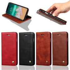 Luxury New Wallet Flip PU Leather Phone Card Case Cover For iPhone 8 & 6 7 Plus