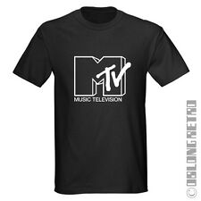Retro MTV T-SHIRT Emo Indie music NEW 80's / 90's style - rock hip hop