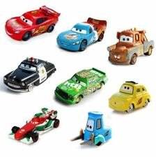 Disney Pixar Cars2  24Styles Lightning McQueen Mater 1:55 Diecast Metal Alloy To