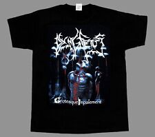 DYING FETUS GROTESQUE IMPALEMENT DEATH METAL GRINDCORE NEW BLACK T-SHIRT