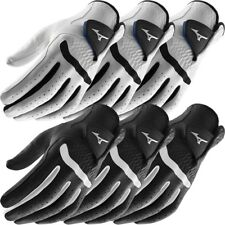**Pack of 3** Mizuno All Weather Comp Mens 2017 Golf Gloves - Left Hand