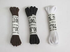 ROUND SHOE/BOOTS LACES DIFFERENT LENGHTS AND COLOURS AVAILABLE
