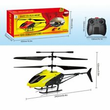 2CH Mini RC Helicopter Toys Remote Control Drone Radio Gyro Kids Toys XY802 USA