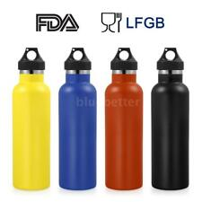Cycling Running Water Drink Bottle Portable Outdoor Sports Cup 750ml / 26oz W0Q6