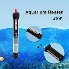Aquarium Fish Water Tank Heater 25/50/100/ 200/300W Thermostat Submersible