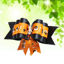 Halloween Dog Hair Bows Topknot Pet Dog Grooming Dog Hair Bows Accessories