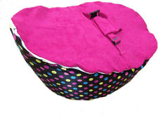 Comfortable Lovely Baby Bean Bag Harness 2 tops Baby Bean Chair Without Fillings