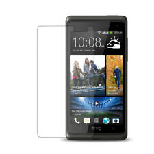 3x CLEAR LCD Screen Protector Shield for HTC DESIRE 600 606w