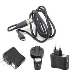 MICRO Data Sync USB AC WALL CHARGER for Htc A9191 G10 Desire Hd A8181 G7 Desire