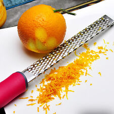 Classic Kitchen Cheese/Vegetable Zester/Grater Stainless Steel Tool Convenient