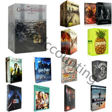 The Complete DVD:Game of Thrones,Harry Potter,Star Wars,Psych,One Tree Hill