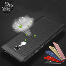 Luxury 360° Protection Ultra-Thin Slim Matte Hard Back Case Cover For Xiaomi