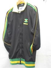 Embroided Jamaica Flag Jacket Jamaican Rasta Cultural Clothing Various sizes