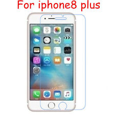 Slim HD Clear LCD Front Screen Protector Film Skin Cover For iphone 8 Plus Lot