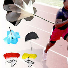 "56"" Speed Resistance Training Parachute Running Chute Football Exercise Tool Hot"