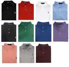 Polo Ralph Lauren Men's Classic Fit Interlock Soft Polo , BIG & TALL All Sizes