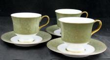 Sango VERSAILLES 3 Cup & Saucer Sets 3632 GREAT CONDITION