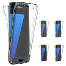 360 Degree Mobile Phone Cover Protective Cover TPU Case Front + Back for Sa V3W3