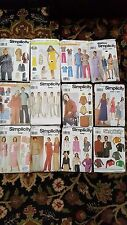 Simplicity Easy to Sew Patterns Nice Variety Your Choice UNCUT COMPLETE $4-$11
