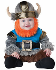 Lil' Viking Medieval Warrior Deluxe Toddler Baby Boys Infant Costume