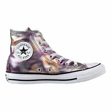 Converse Chuck Taylor All Star Hi Dusk Pink White Mens Canvas High-top Trainers