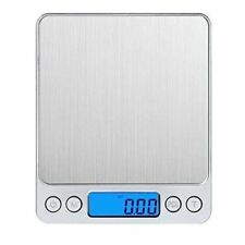 Mini Digital Kitchen Scales 0.01g-500g Electronic LCD Weighing Pocket Food Small