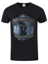 Bon Jovi New Jersey Men's Black T-shirt