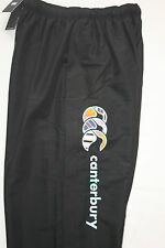 Canterbury Mens Uglies Open Hem Stadium Track Pants Black S-3XL