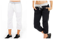 New Lorna Jane Womens Flashdance 3/4 Pants With Pockets Jogger Activewear XS-XL