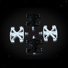 Road MTB Mountain Bike Rivet Bearing Pedals Platform Bicycle Pedals 9/16""