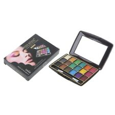 18 Colors Glitter Metallic Eyeshadow Makeup Shimmer Eyeshadow Palette Cosmetics