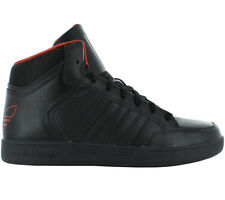 Adidas Men's Sneakers Varial Mid Shoes Black Leather Skate Shoes NEW Y4062