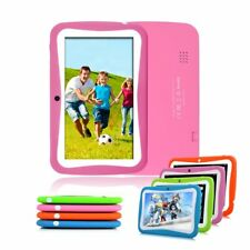 7'' HD Screen Google Android 5.1 Quad Core 8GB Wi-Fi for Kids Child Tablet PC