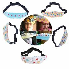 Baby Fixing Band Baby Safety Infant Head Support Pram Stroller Safety Seat Faste