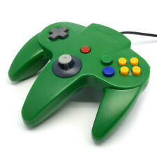 NEW Controller Game Pad Joystick System for Nintendo 64 N64 Console 6-Foot Green
