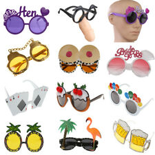 Novelty Party Glasses Sunglasses Costume Party Hen Stag Night Fancy Dress