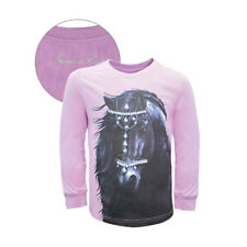 Thomas Cook Girls Bejewelled Horse Top