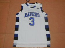 Lucas Scott One Tree Hill Ravens Basketball Jersey White #3 All Stitched New