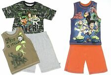 Disney Toy Story Boy's Size 6/7 Shorts & Top 2 or 3 Piece Outfit New