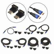 New HDMI V1.4 Cable + HDMI Adapter HD 3D For PS3 Xbox HDTV 0.5-15M 1080P DF LOT