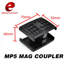 Element Airsoft MP5 Mag Coupler Fo rMP5  Airsoft Electric SMG Rifle Magazine