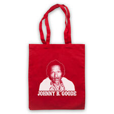 CHUCK BERRY JOHNNY B. GOODE ROCK UNOFFICIAL LEGEND TOTE BAG LIFE SHOPPER