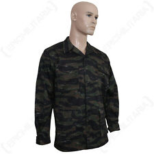 US BDU Field Jacket - Tiger Stripe Camo - Shirt Top Coat Army Military All Sizes