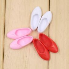 Casual Slip-on Plastic Shoes Boots for 1/6 Blythe/Pullip/Azone/Licca Dolls