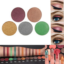 Shimmer Glitter Eyeshadow Palette Cosmetic Eye Shadow Makeup Pressed Powder