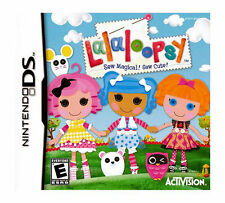 BRAND NEW Nintendo DS Activision Lalaloopsy Sew Magicial Sew Cute Rated E