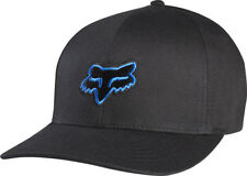"""FOX RACING YOUTH KIDS SIZE CAP """"LEGACY"""" FLEX FIT MX MOTOCROSS SKATE ROUNDED PEAK"""