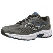 SAUCONY Men's Grid Cohesion 9 Running Cross Training Shoes Sneakers NEW Gray