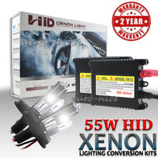 High Power 55W Slim Ballast Xenon HID Headlight Conversion Kit Single Daul Beam